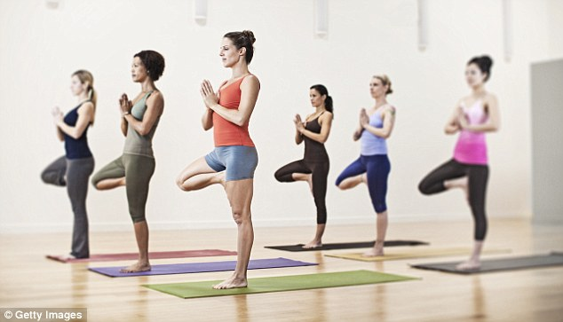 Always wanted to try yoga? Drop in to a class!