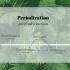 Periodization // pe·ri·od·i·za·tion